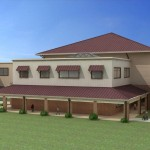 Architectural 3D Rendering Service