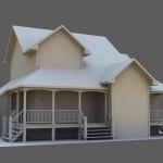 AutoCAD 3D Model Basic